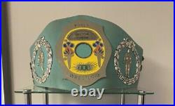 1970s Wrestling Ring Worn Used NWA World Tag Team Title Belt WWE WCW JCP FLAIR