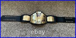 1999 Figs Inc. WCW United States Championship Replica Belt Adult Size WWE WWF