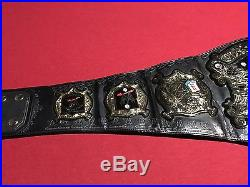 2004 Official WWE Undisputed Heavyweight Championship Belt! BMeta! WWF Adult Size
