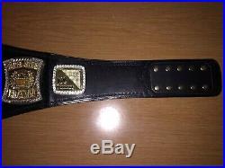 2006 Figures Inc WWE Heavyweight Spinner Championship Belt Adult Metal Replica