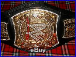 2006 Figures Toy Adult WWE Championship Spinner Belt John Cena Name Plate Nice