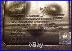87 Andre The Giant Replica World Heavyweight Championship Belt Wwf Wwe 1987
