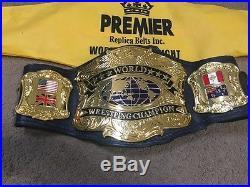 Adult GOLD CHAMPIONSHIP Replica BELT No WWE