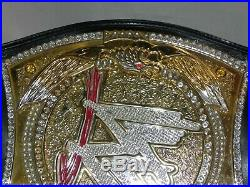 Adult WWE Heavyweight Spinner Championship Belt Figures Toy Co 2006 Wrestling