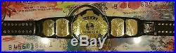 Adult replica WWF WWE Winged Eagle World Championship Belt