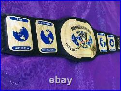 Attitude Era Intercontinental Wrestling Championship Belt Adult Size Replica 2mm