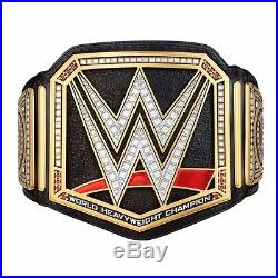 Authentic Adult WWE World Heavyweight Championship Replica Belt From WWE. Com