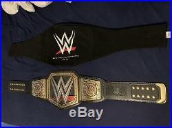 Authentic Replica WWE World Heavyweight Championship Belt 2014 See Description