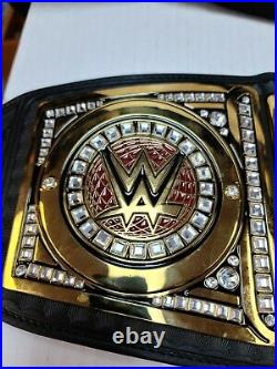 Authentic WWE Championship Replica Title Belt 2014 with Bag
