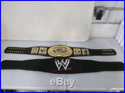 Authentic WWE Intercontintental Championship Belt with Case