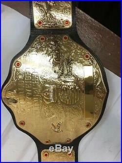 Authentic WWE WCW World Heavyweight Wrestling Championship Belt Metal (53727)