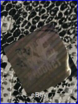 Authentic Wwf/wwe Wwf Stone Cold Smoking Skull Heavyweight Championship Belt
