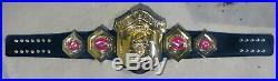 BOXING CHAMPIONSHIP BELT WWE, TNA, ECW, ROH New