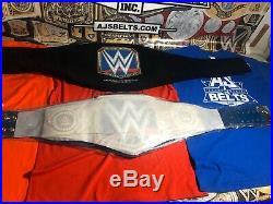 Blue WWE Universal Championship Wrestling Belt Adult Size WWE TITLE BELT BRAND