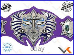 Championship Leather Replica Belt Title Jeff Hardy Enigmatic TNA MMA Undisputed