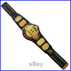 Classic Gold Winged Eagle Championship Belt Brass Plated Golden Adult WWE WWF