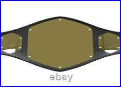 Customized Championship Replica Title Belt Wrestling BRASS 2MM WWE UFC NWA Adult