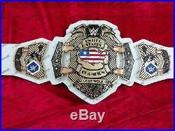 Customized WWE United States Championship belt (CUSTOMIZATION AVALIABLE)