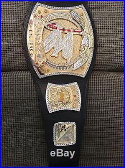 Deluxe WWE Spinner Championship Belt