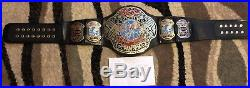 ECW 2008 World Title Heavyweight Championship Belt Adult Replica, WWE WWF