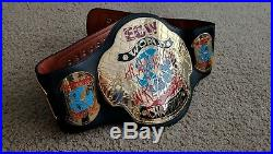 ECW Championship Replica Belt WWE Heavyweight Wrestling Champion Adult
