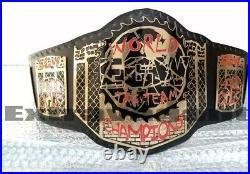 ECW Tag Team Hardcore World Wrestling Championship Belt Adult Size