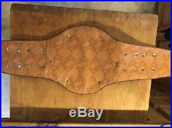 ECW Taz World Heavyweight Championship Belt (Original Not WWE) TNA WCW