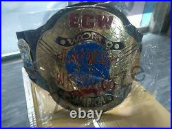ECW World Heavyweight Wrestling Championship Belt Replica Adult