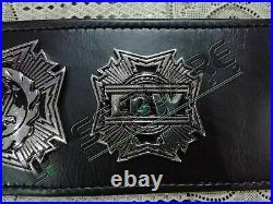 ECW World Wrestling Championship Replica Belt for belt Collectors Adult side
