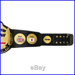 ECW World Wrestling Championship Replica Title Belt