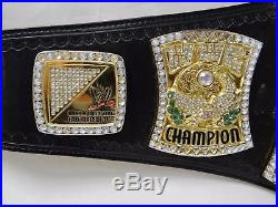 Edge Classic Rated R Spinner Replica WWE Championship Wrestling Title Belt 42