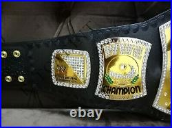 Edge Rated R Spinner HeavyWeight Wrestling Championship Belt Replica Adult Size