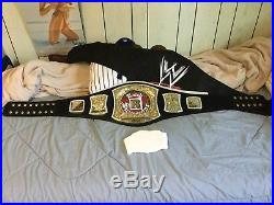 Edge Rated R Spinner Replica WWE WWF Championship Adult Title Belt BRAND NEW