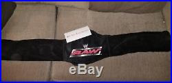 Edge Rated R Spinner Replica WWE WWF Championship Adult Title Belt USA SELLER