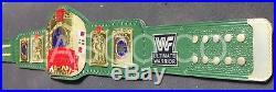 European World Wrestling Championship Leather Belt