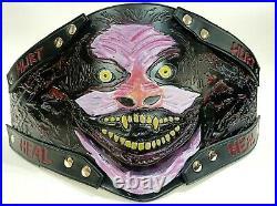 Fiend WORLD HEAVYWEIGHT CHAMPIONSHIP Title Belt Real Leather Just like Original