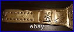 GOLD WWE Commemorative Intercontinental Championship Belt (GOLDUST)