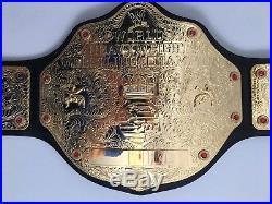 Genuine WWE / WWF World Heavyweight Championship Belt. Full Size Adult Belt
