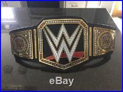 JAKKS Pacific WWE World Heavyweight Championship Collectible Title Belt