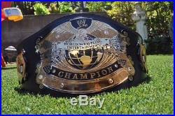 JMAR Real WWE Undisputed Championship Belt WWF Title Wrestling belt