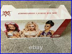 Jacks WWE Raw Women's Championship Title Belt Adult Full Size Prop Replica NEW