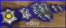 Jeff Hardy Enigmatic WWE MMA Undisputed Championship Leather Replica Belt Title