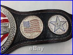 John Cena WWE U. S. Championship Spinner Belt Small Adult/Kids Replica