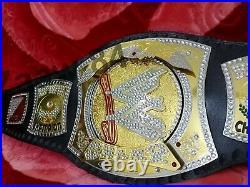 John Cena W Spinner Heavyweight Championship Belt Replica Adult Size