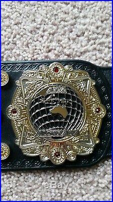 NCW Light Heavyweight championship belt by Belt Performance WWE WCW NWA ECW