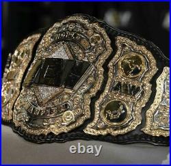 NEW AEW TITLE WORLD WRESTLING CHAMPIONSHIP BELT REPLICA BELT 4mm Brass
