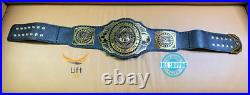 NEW Intercontinental Championship Replica Belt Adult Size Tittle 2MM Brass
