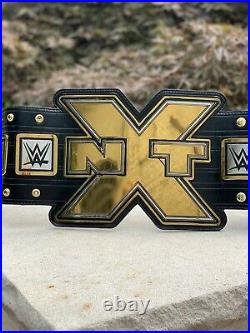 NEW NXT CHAMPIONSHIP Adult Replica with bag Official WWE Shop Title Belt (2014)