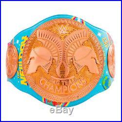 NEW Wwe adult metal replica world tag team new day belt title championship