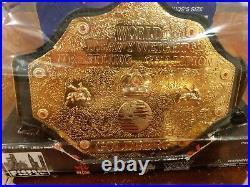 NIB RARE WCW nWo REPLICA Goldberg World Title Belt Kids Childrens WWE WWF NEW